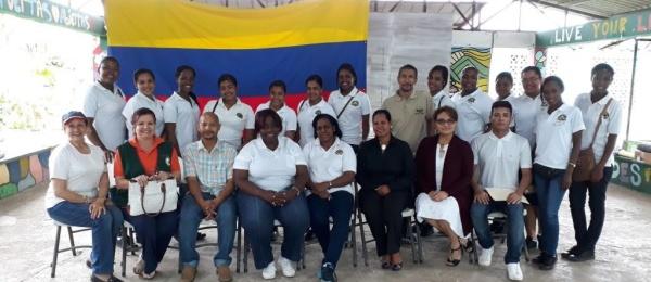 Consulado de Colombia en Colón realizó con éxito su primera jornada salud