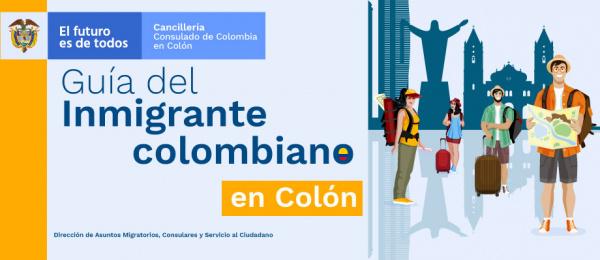 Guía del Consulado de Colombia en Colón en 20021